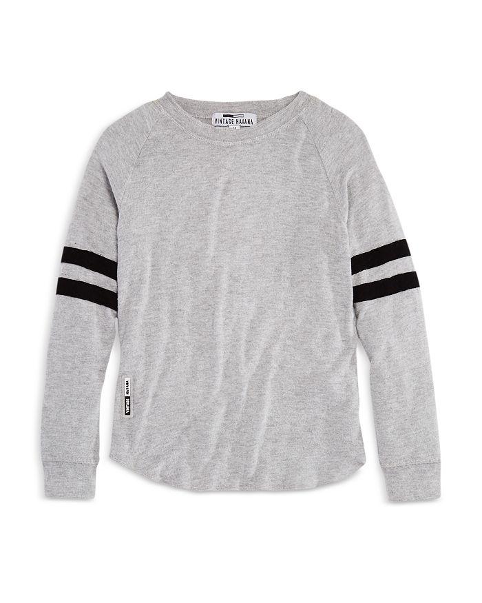 Vintage Havana - Boys' Varsity Hacci Sweatshirt - Big Kid