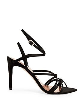 Ted Baker - Women's Pointed Toe Strappy High Heel Sandals