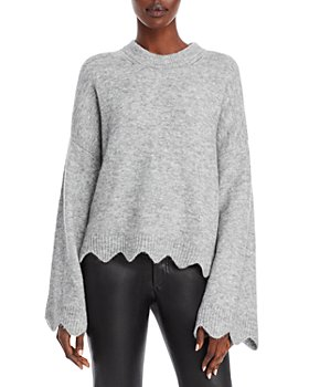 3.1 Phillip Lim - Scalloped Flare Sleeve Sweater