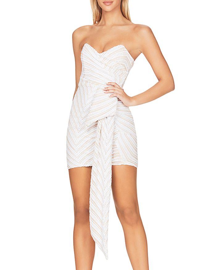 Nookie - Zahara Strapless Mini Dress