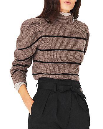 ba&sh - Yonoh Striped Sweater