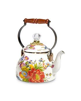 Mackenzie-Childs - Flower Market 2-Quart Tea Kettle