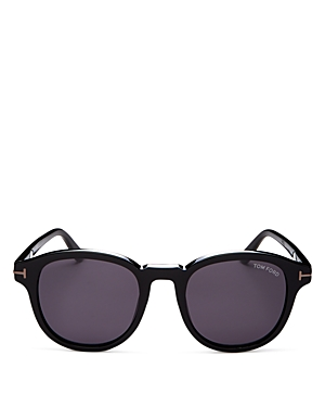 Tom Ford Men\\\'s Round Sunglasses, 52mm-Jewelry & Accessories