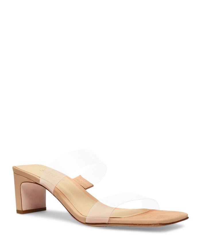 SCHUTZ Women's Taina Slip On High Heel Sandals  | Bloomingdale's