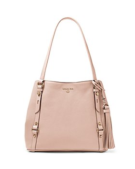 MICHAEL Michael Kors - Large Leather Shoulder Tote