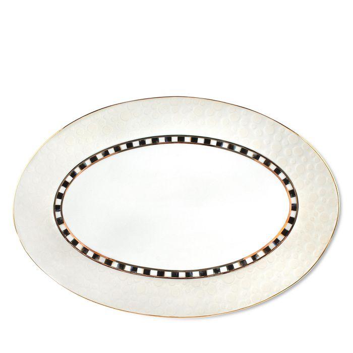 Mackenzie-Childs - Soho Serving Platter
