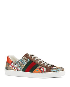 Gucci - Men's Disney x Gucci Ace Sneakers