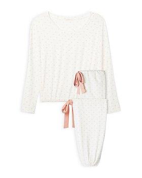 Eberjey - Gisele Printed Slouch Pajama Set