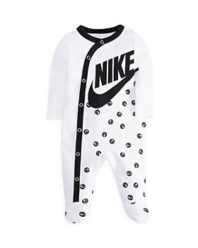 Nike - Unisex Smiley Footie Coverall - Baby
