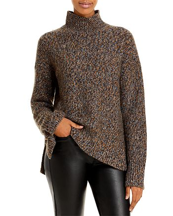 Theory - Long Sleeve Cashmere Sweater