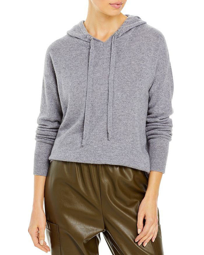C by Bloomingdale's - Cashmere Pullover Hoodie  - 100% Exclusive