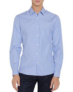 Sandro - Cotton Striped Shirt