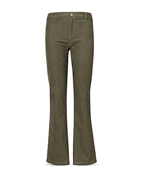 Tory Burch - Corduroy Button-Fly Jeans