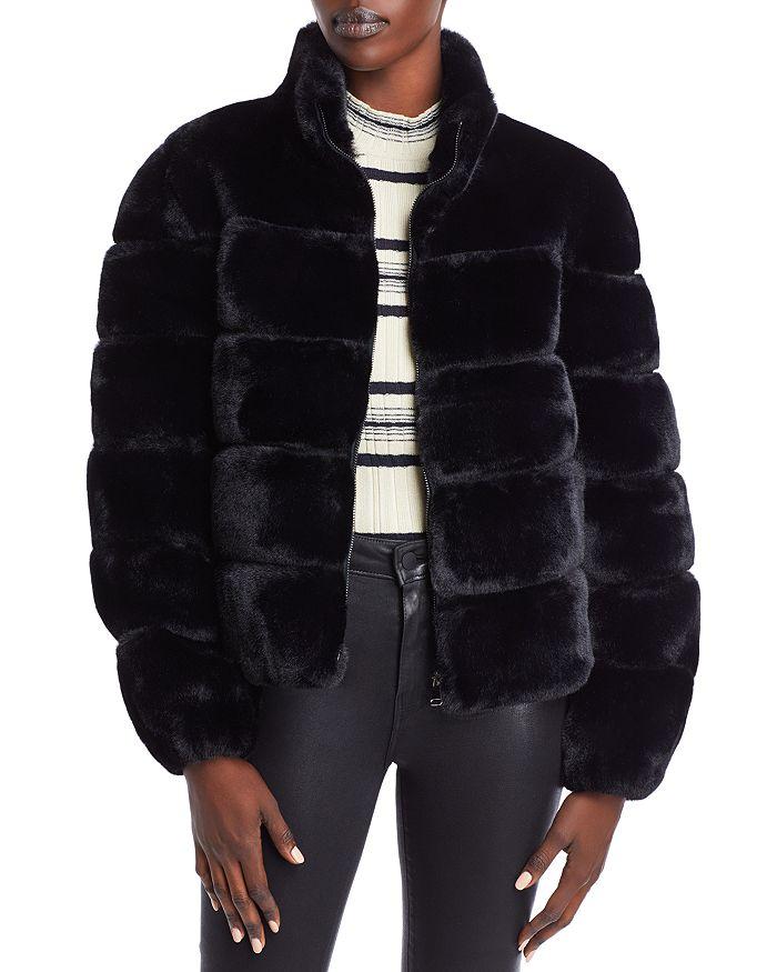 Generation Love - Jodi Faux Fur Puffer Jacket