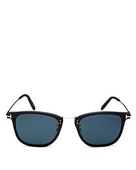 Tom Ford - Men's Beau Square Sunglasses, 53mm