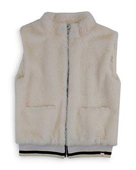 Sovereign Code - Girls' Hermine Faux Fur Vest - Little Kid, Big Kid