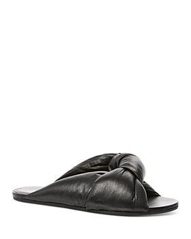 Balenciaga - Women's Drapy Mule Sandals