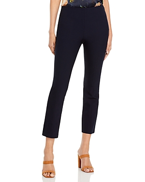 Vince Stitch Front Seamed Pants-Women