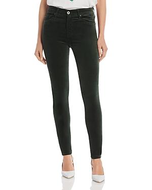 Ag Farrah Skinny Velvet Jeans - 100% Exclusive