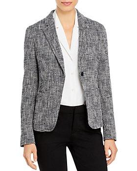 BOSS - Jasulia Tweed Jacket