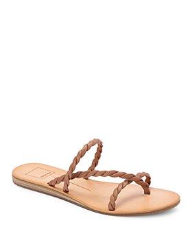 Dolce Vita - Women's Dexla Woven Thong Sandals