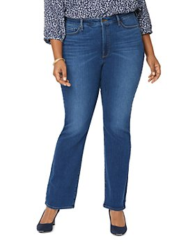 NYDJ Plus - Slim Bootcut Jeans in Presidio
