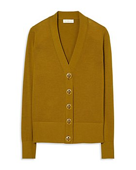 Tory Burch - Simone V-Neck Cardigan