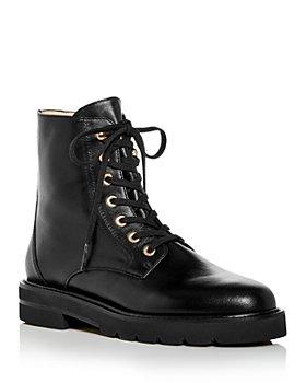 Stuart Weitzman - Women's Mila Combat Boots