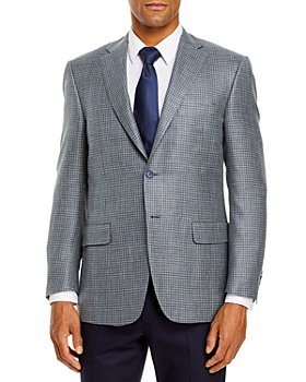 Canali - Siena Houndstooth Classic Fit Sport Coat