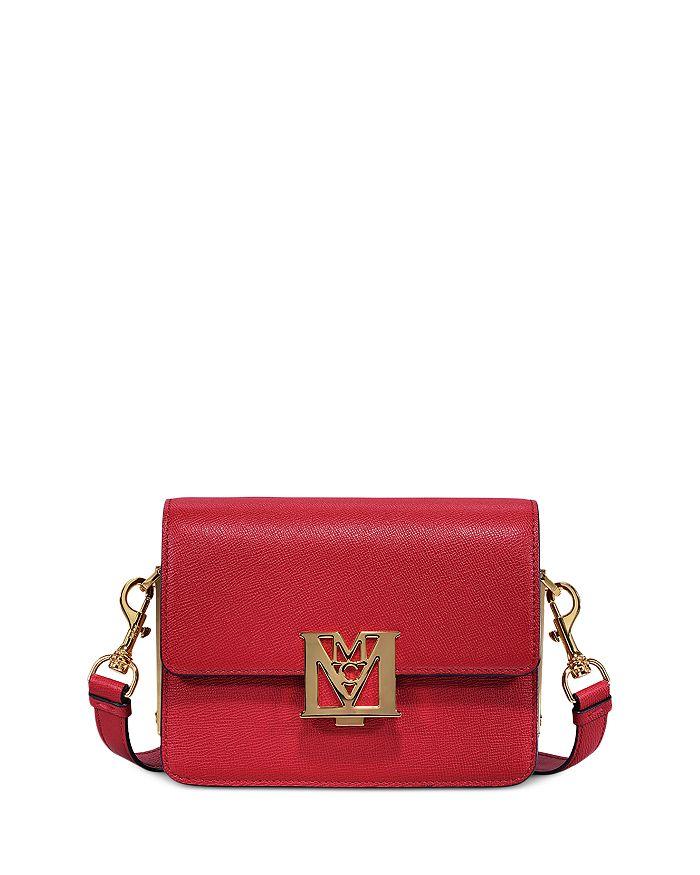 MCM - Mena Mini Leather Crossbody