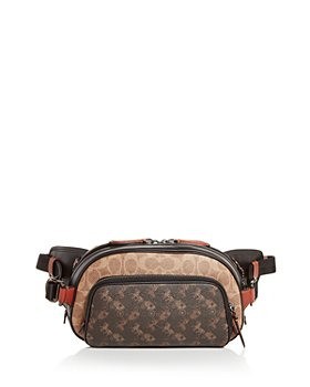 COACH - Hitch Signature Medium Belt Bag