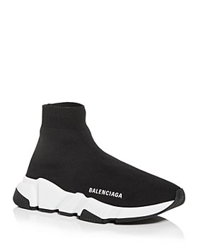 Balenciaga - Women's Speed Knit High Top Sneakers