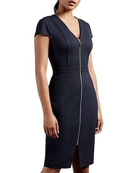 Ted Baker - Piping Detail Bodycon Dress