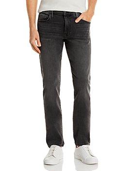 Joe's Jeans - The Asher Slim Fit Stretch Jeans in Oak
