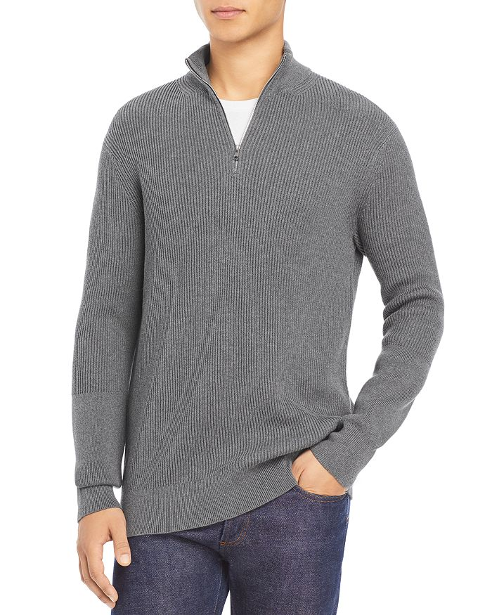 Theory - Walton Quarter Zip Sweater - 100% Exclusive