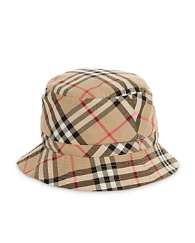 Burberry - Unisex Chandy Vintage Check Bucket Hat