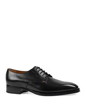 Gucci - Men's Zola Plain Toe Oxfords