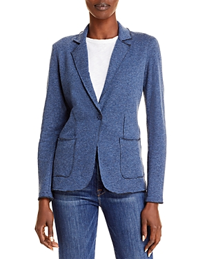 Majestic Filatures Single-Button Blazer