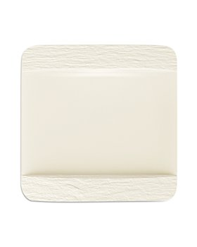 Villeroy & Boch - Manufacture Rock Blanc Dinner Plate