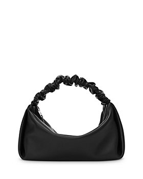 Alexander Wang - Scrunchie Small Leather Clutch Bag