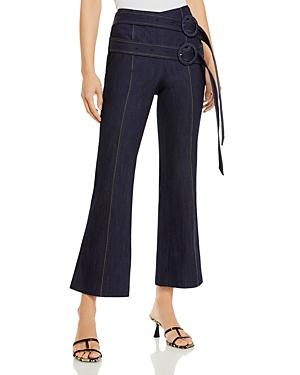 Cinq a Sept Jessi Cropped Denim Pants