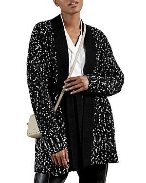 Ted Baker MARLED OPEN FRONT CARDIGAN