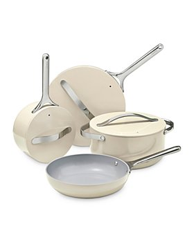 Caraway - Non-Toxic Ceramic Non-Stick Cookware 7-Piece Set