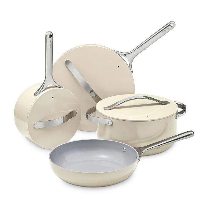 Caraway - Non-Toxic Ceramic Non-Stick Cookware 7-Piece Set