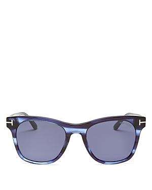 Tom Ford Men's Brooklyn Square Sunglasses, 54mm