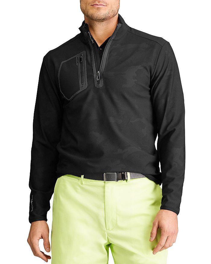 Polo Ralph Lauren - Quarter Zip Mockneck Pullover
