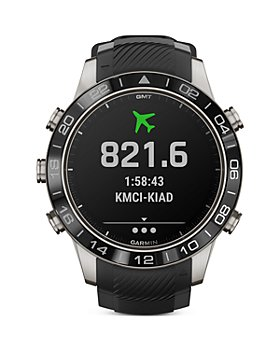 Garmin - MARQ Aviator Performance Edition Smart Watch, 46mm