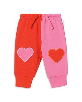 Stella McCartney - Girls' Heart Colorblock Jogger Pants - Baby