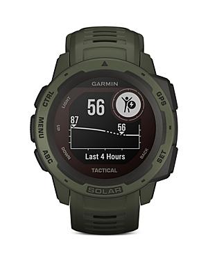 Instinct Solar Tactical Edition Smart Watch