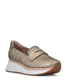 Donald Pliner - Women's Praise Wedge Loafers